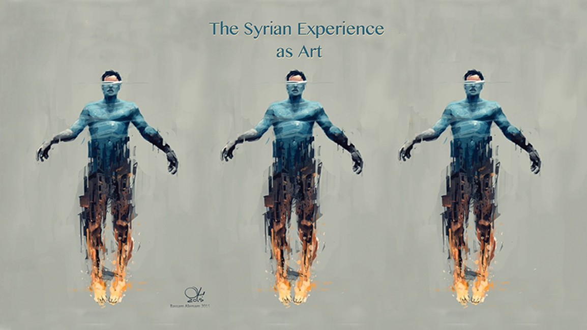The Syrian Experience As Art2
