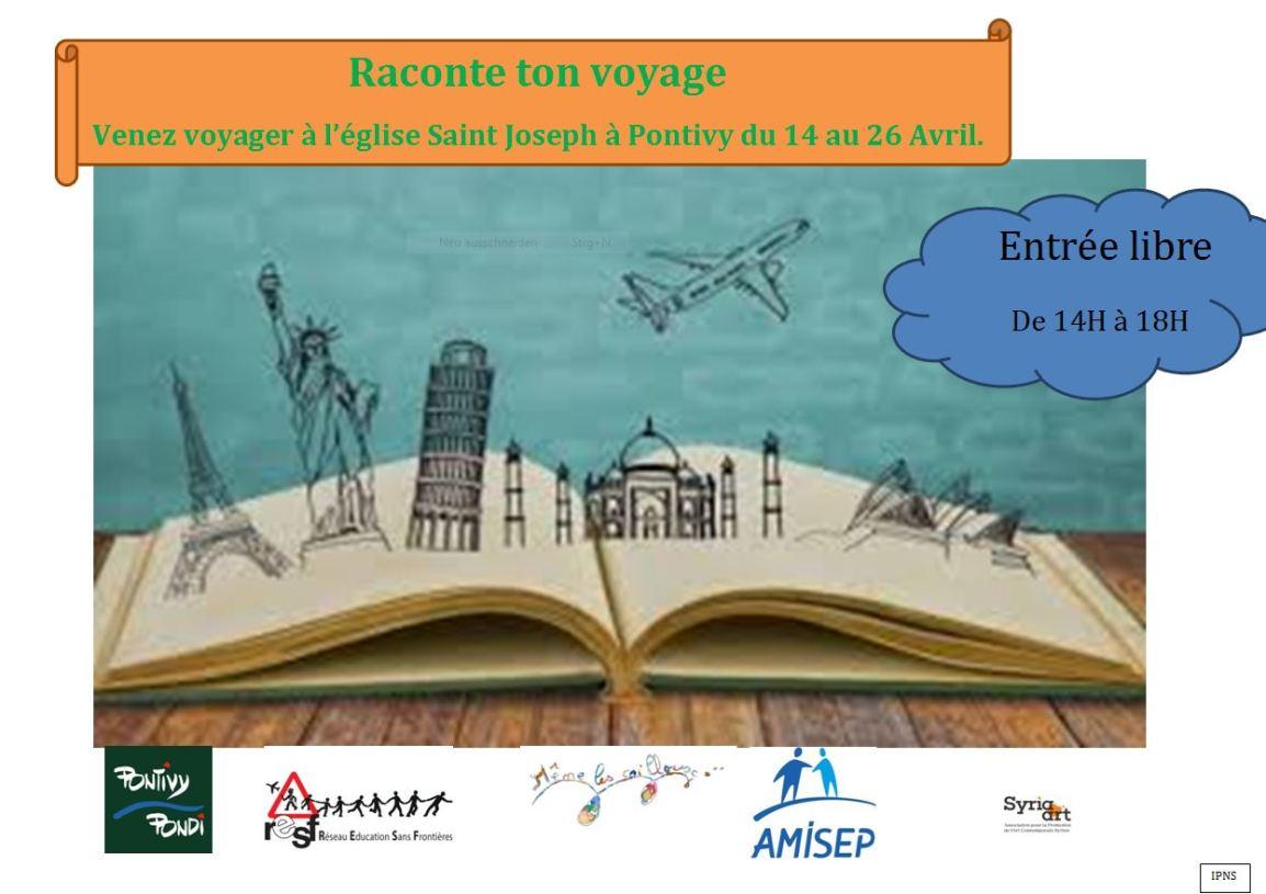 Raconte Ton Voyage