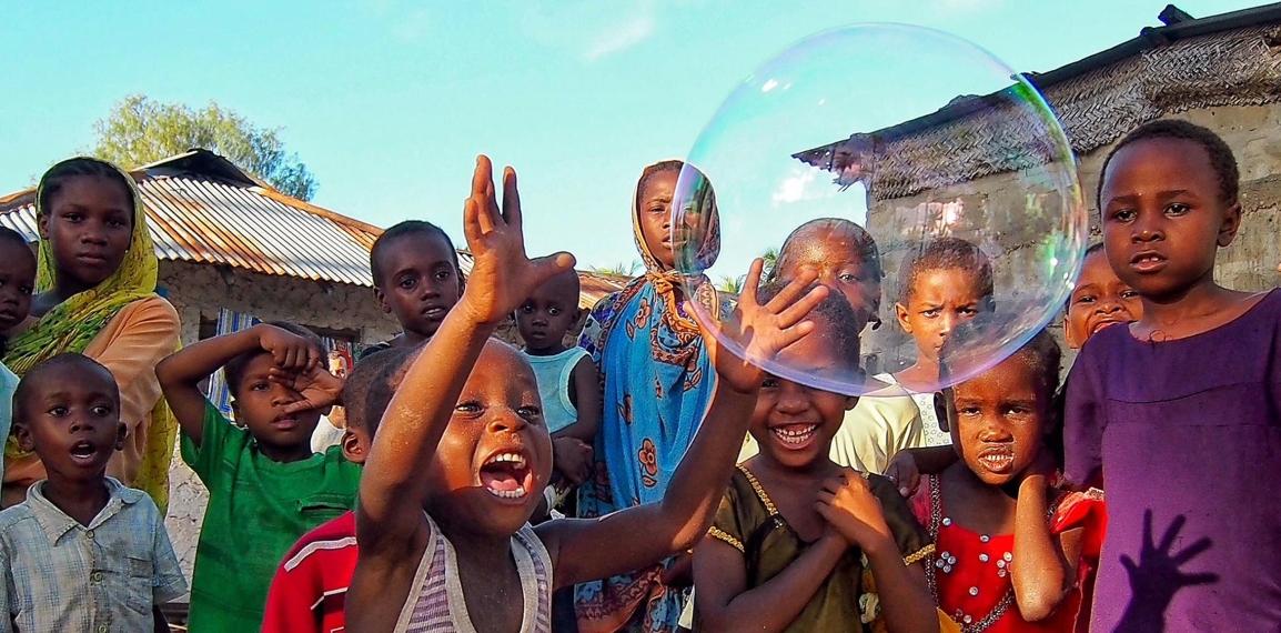 Make Bubbles NotWar