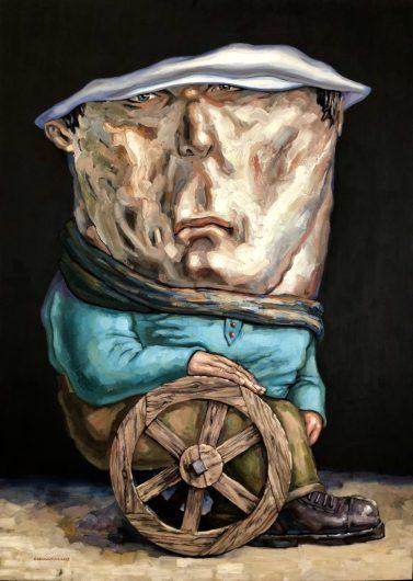 Artwork by Houmam Al Sayed