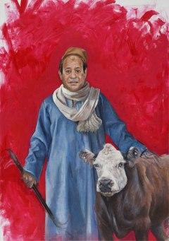 """""""The Vulnerability Series, Abdelfattah"""" by Abdalla Al Omari"""