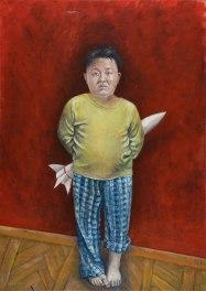 """""""The Vulnerability Series, Kim"""" by Abdalla Al Omari"""