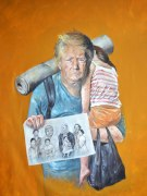 """The Vulnerability Series, Donald"" by Abdalla Al Omari"