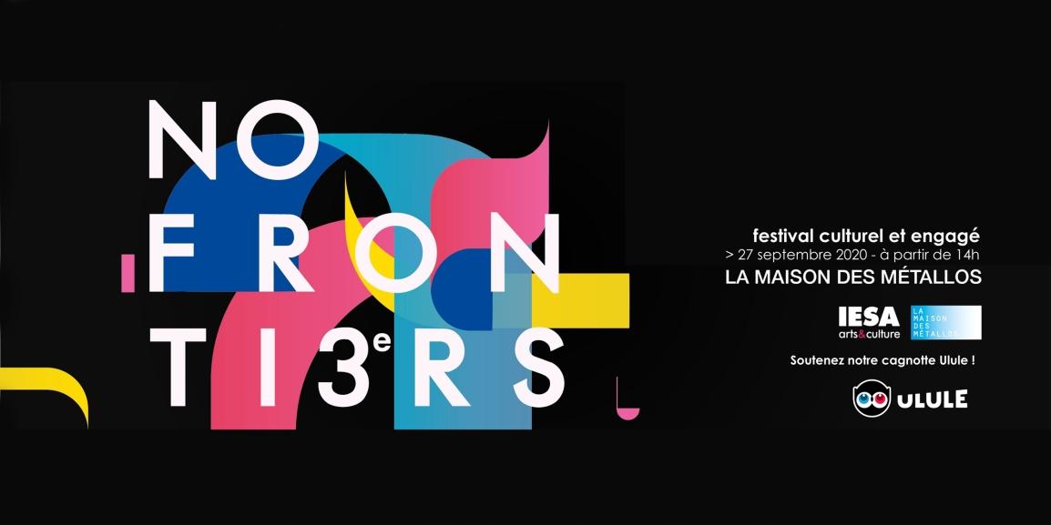No Frontiers Festival: 3rdEdition